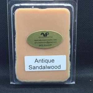 Antique Sandalwood Soy Wax Melt