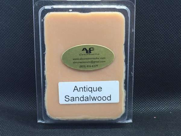 Antique Sandalwood Wax Melt