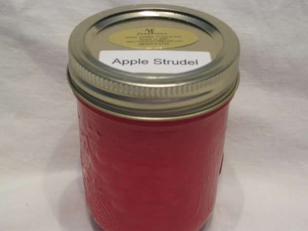 Apple Strudel Candle