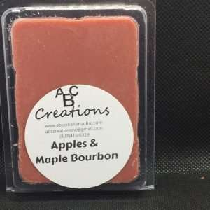 Apples & Maple Bourbon Soy Wax Melt