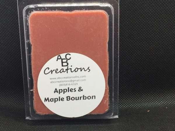 Apples and Maple Bourbon Wax Melt