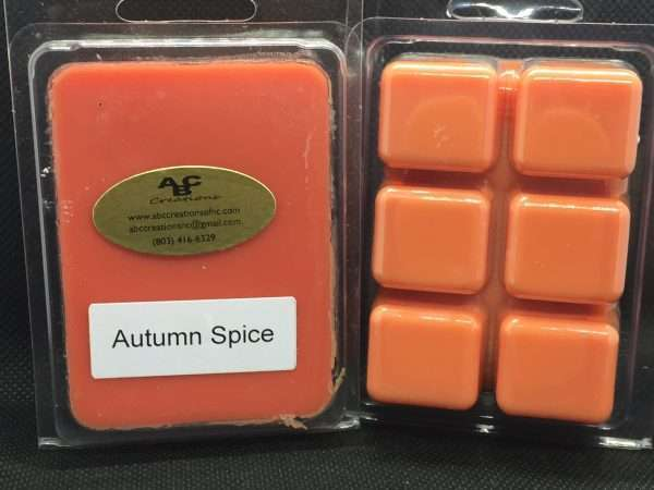 Autumn Spice Wax Melt