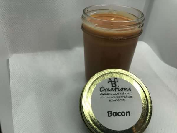 Bacon Soy Candle