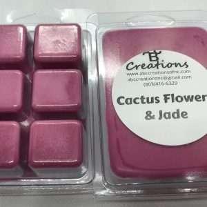 Cactus Flower & Jade Soy Wax Melt