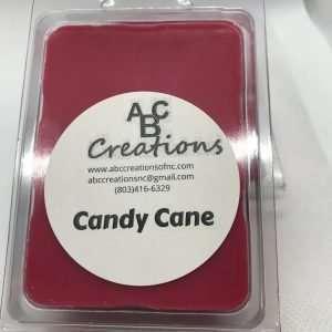 Candy Cane Soy Wax Melt