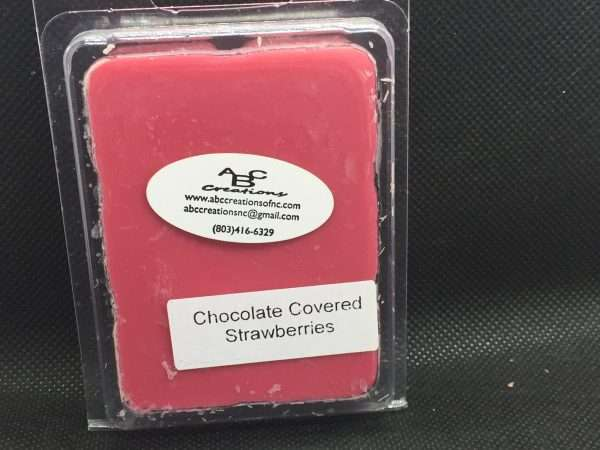 Chocolate Covered Strawberries Soy Wax Melt