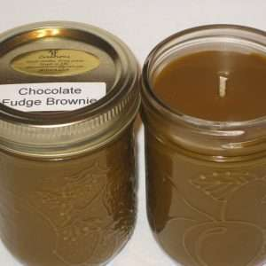 Chocolate Fudge Brownie Soy Candle