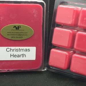 Christmas Hearth Soy Wax Melt