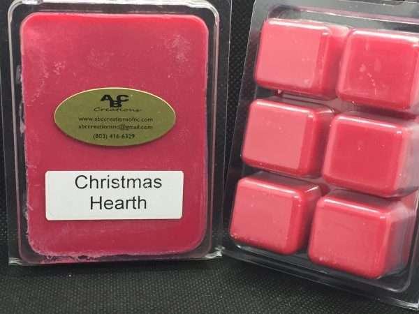 Christmas Hearth Soy Wax Melt