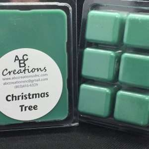Christmas Tree Soy Wax Melt