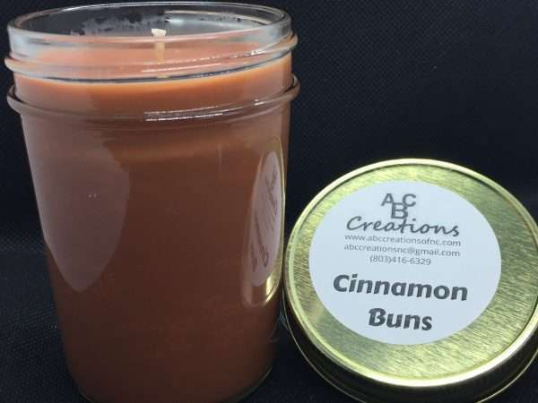 Cinnamon Buns Soy Candle