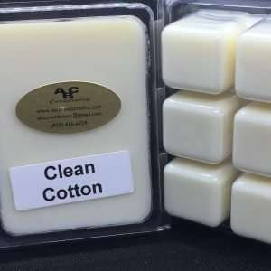 Clean Cotton Soy Wax Melt
