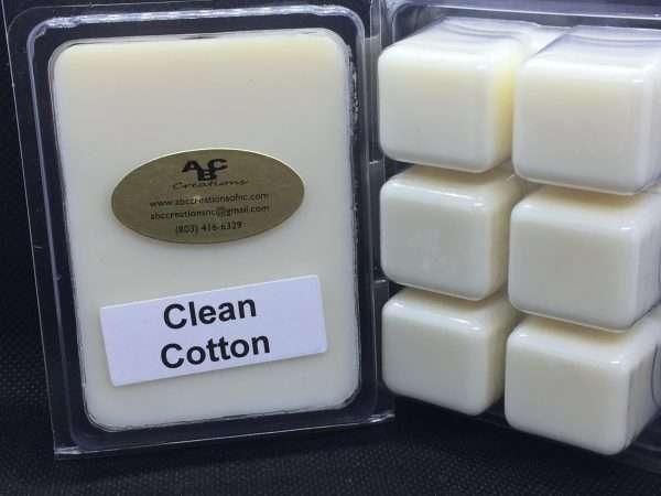 Clean Cotton Soy Wax Melt