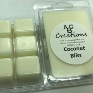 Coconut Bliss Soy Wax Melt