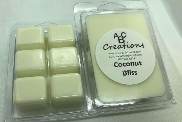 Coconut Bliss Soy Wax Melt