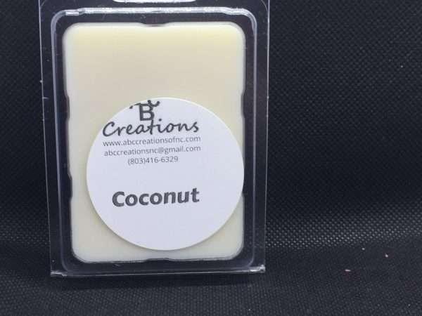 Coconut Soy Wax Melt