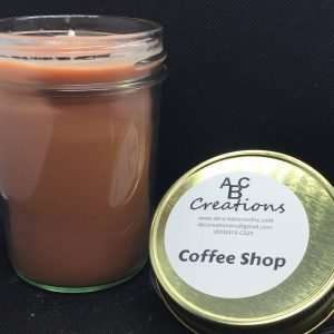 Coffee Shop Soy Candle