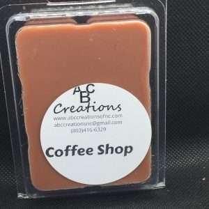 Coffee Shop Soy Wax Melt