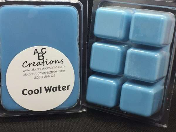 Cool Water Soy Wax Melt