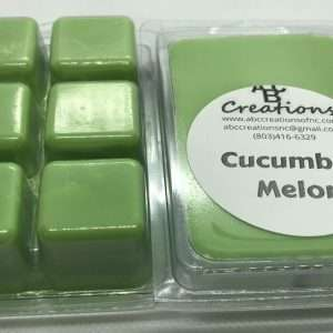 Cucumber Melon Soy Wax Melt