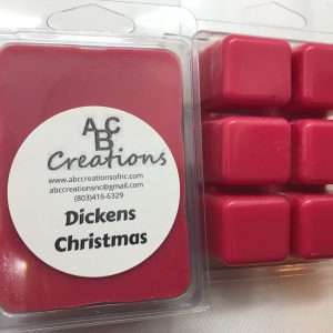 Dickens Christmas Soy Wax Melt
