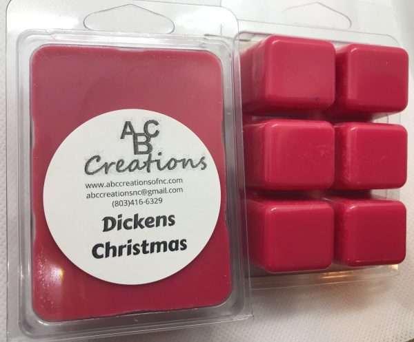 Dickens Christmas Soy Wax Melt