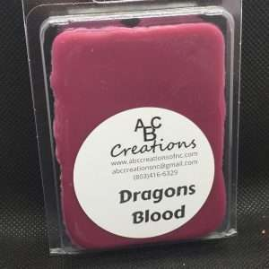 Dragon's Blood Soy Wax Melt
