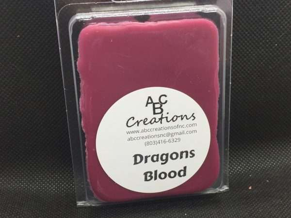 Dragons Blood Soy Wax Melt