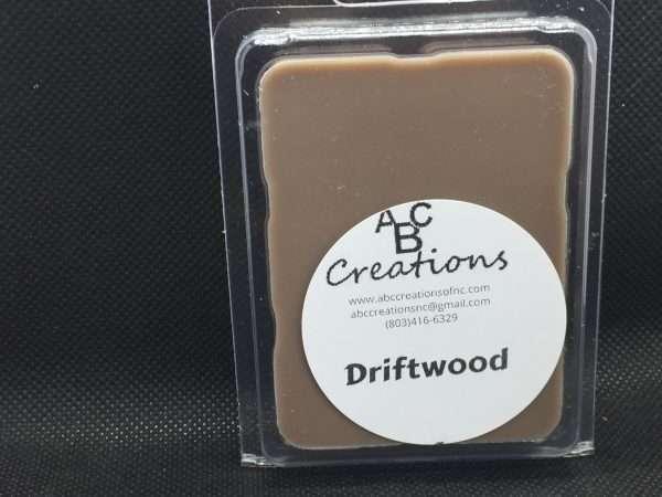 Driftwood Soy Wax Melt