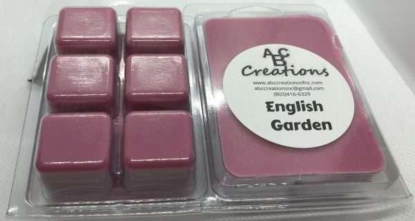 English Garden Soy Wax Melt