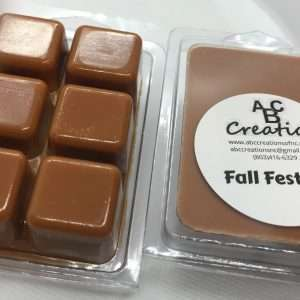 Fall Festival Soy Wax Melt