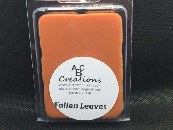 Fallen Leaves Soy Wax Melt