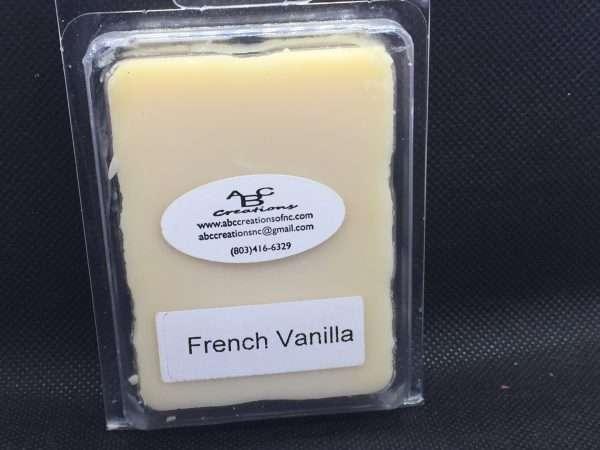 French Vanilla Soy Wax Melt