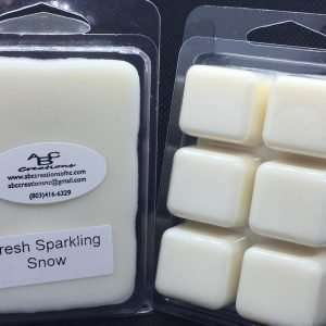 Fresh Sparkling Snow Soy Wax Melt