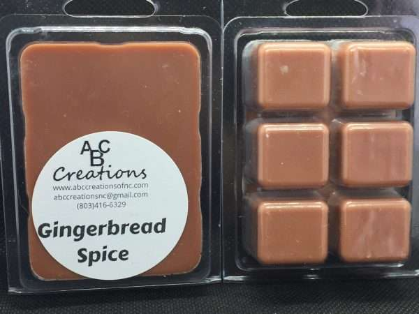 Gingerbread Spice Soy Wax Melt