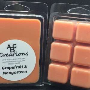Grapefruit & Mangosteen Soy Wax Melt