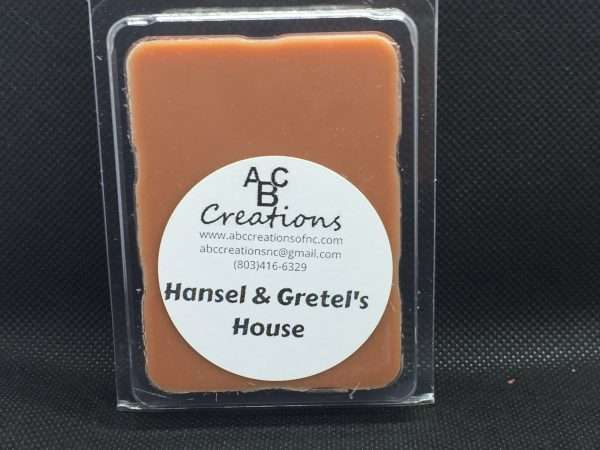 Hansel And Gretel's House Soy Wax Melt