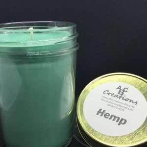 Hemp Soy Candle
