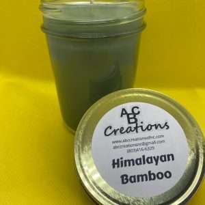 Himalayan Bamboo Soy Candle