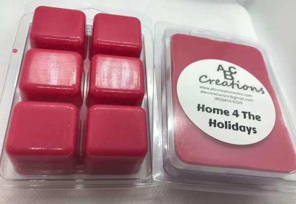 Home 4 The Holidays Soy Wax Melt