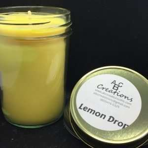 Lemon Drop Soy Candle