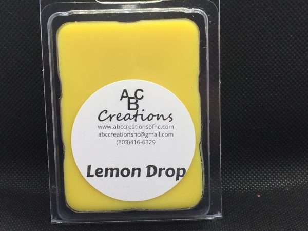 Lemon Drop Soy Wax Melt