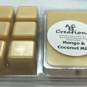Mango & Coconut Milk Soy Wax Melt