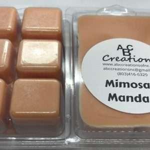 Mimosa & Mandarin Soy Wax Melt