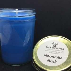 Moonlake Musk Soy Candle