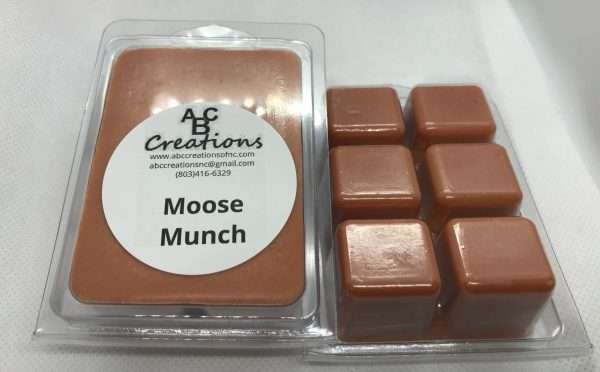 Moose Munch Soy Wax Melt