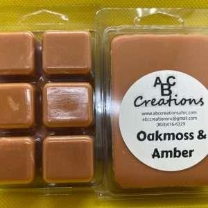 Oakmoss & Amber Soy Wax Melt