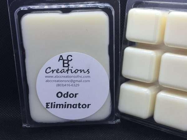 Odor Eliminator Soy Wax Melt