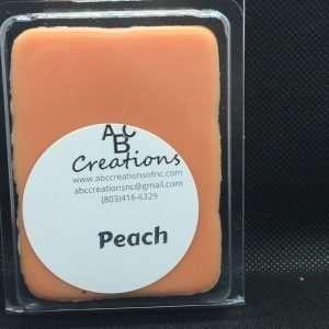 Peach Soy Wax Melt