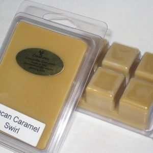 Pecan Caramel Swirl Soy Wax Melt